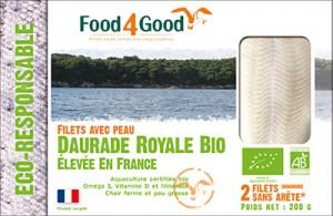 Daurade Royale Bio des Îles de Lerins