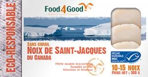 Noix de Saint-Jacques du Canada